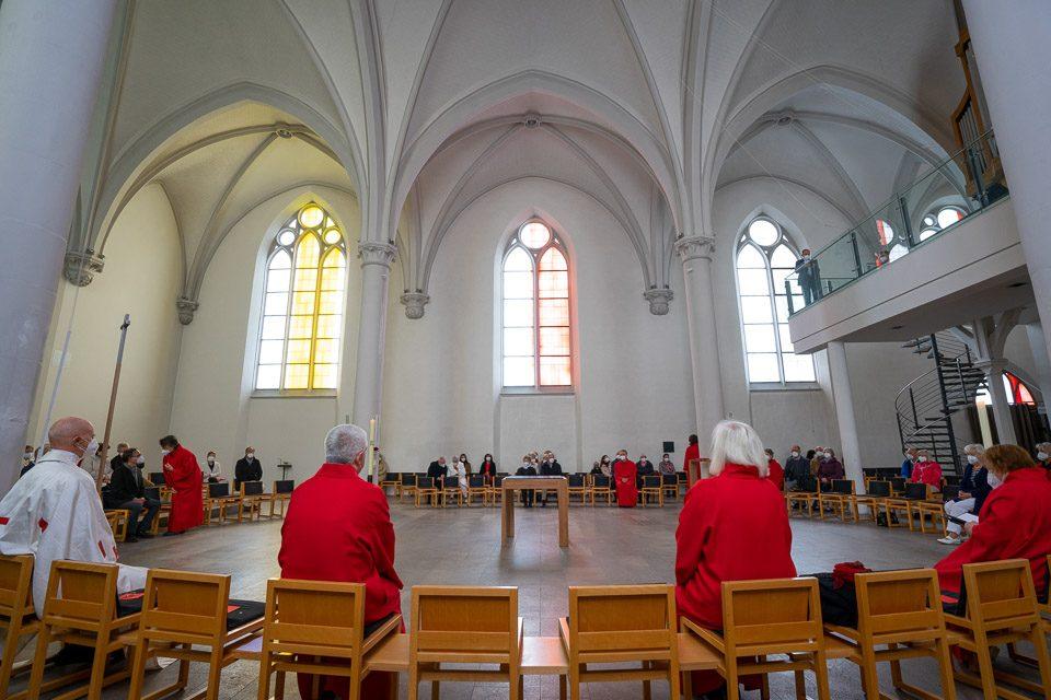 20210523 Pfingsten Gottesdienst Kirche Maria Geburt 02
