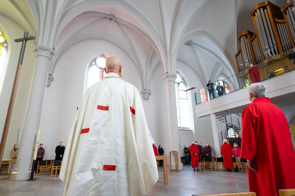 20210523 Pfingsten Gottesdienst Kirche Maria Geburt 06