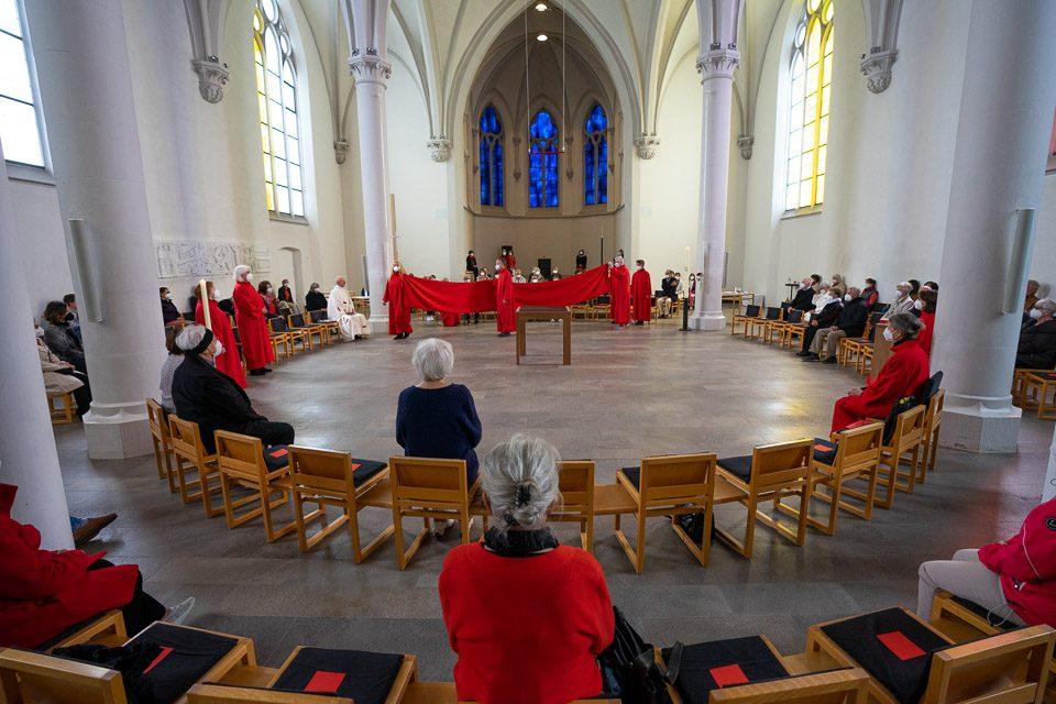 20210523 Pfingsten Gottesdienst Kirche Maria Geburt 15