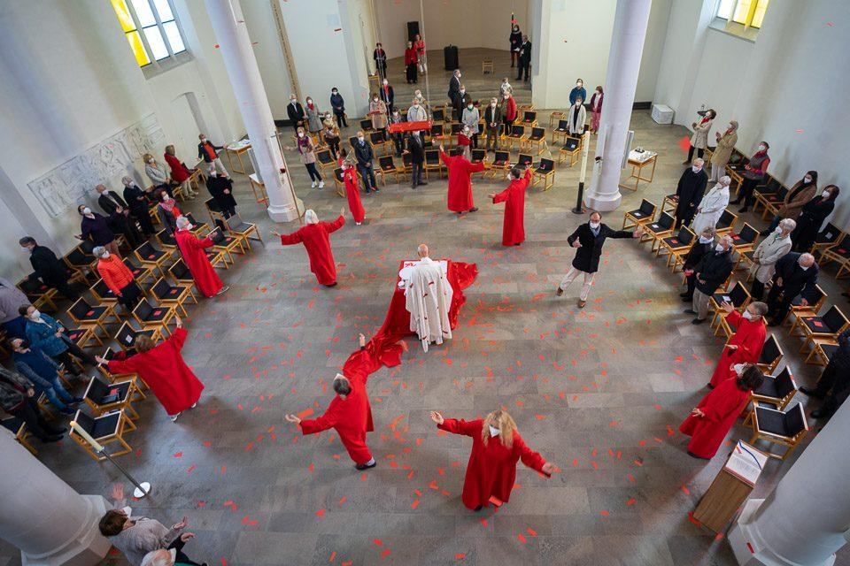 20210523 Pfingsten Gottesdienst Kirche Maria Geburt 57